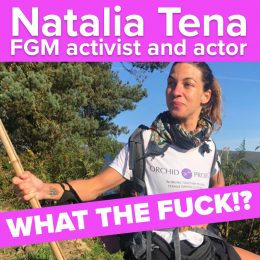 Index on Censorship's What the Fuck!? podcast: Natalia Tena