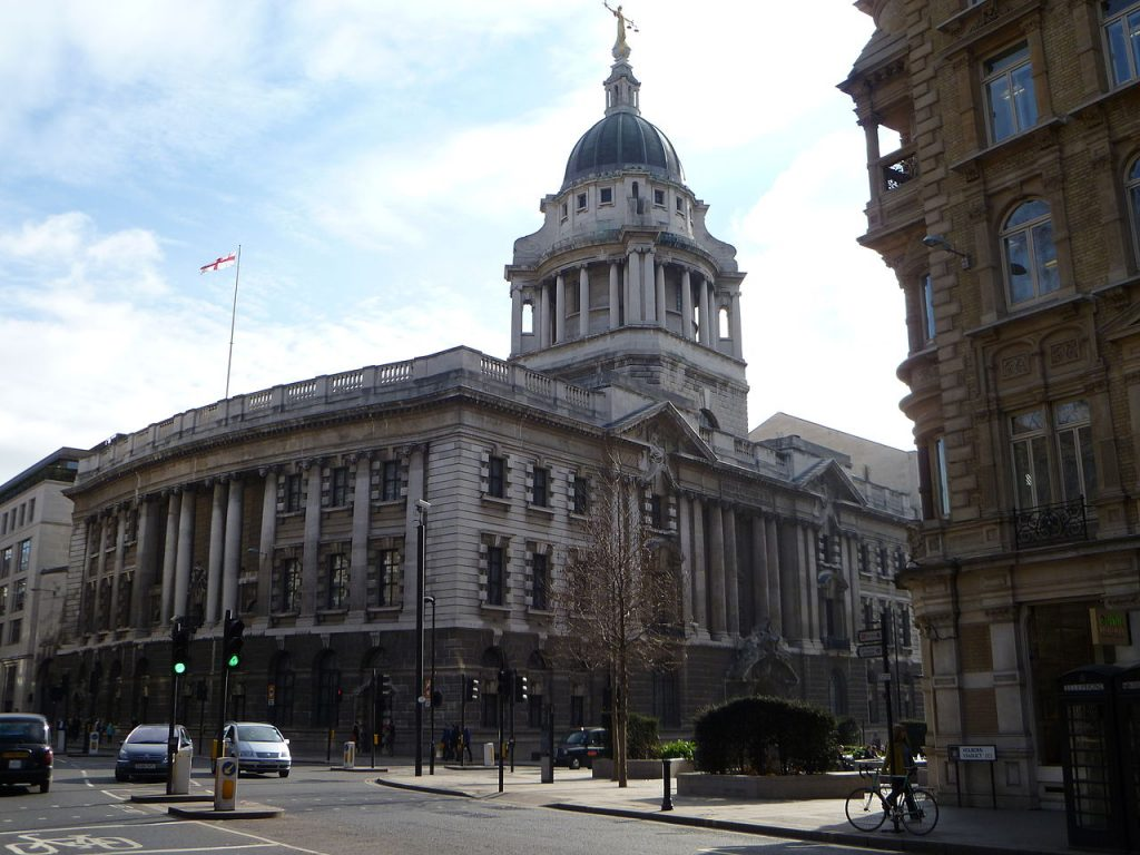 Old Bailey/tbmurray/WikiCommons