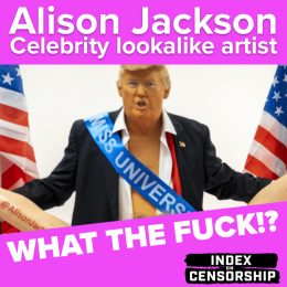wtf alison jackson podcast art