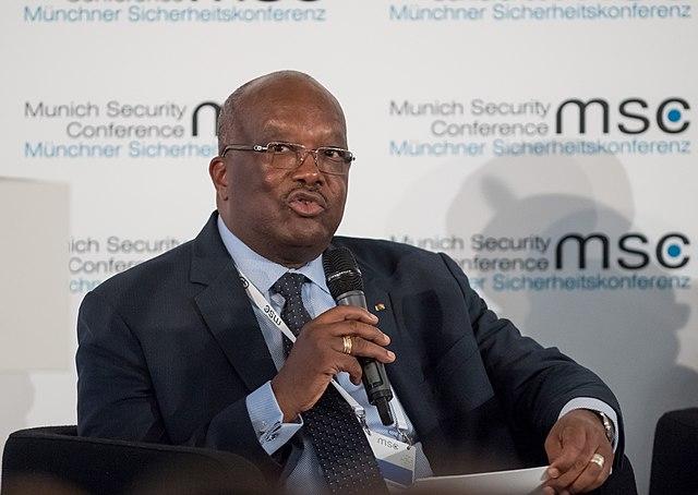 Roch Marc Christian Kaboré