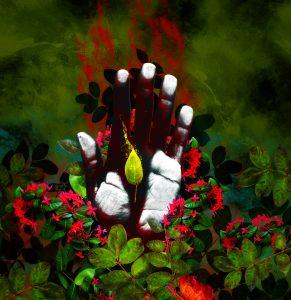 Cover illustration, Autumn 2021 (50-3) Wilson Borja